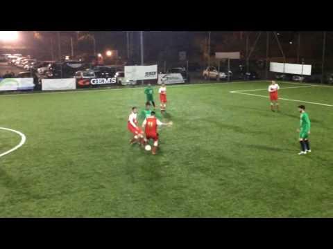 Alitalia Calcio 1-1 Peperino C8 | Serie A - 27ª | Integrale