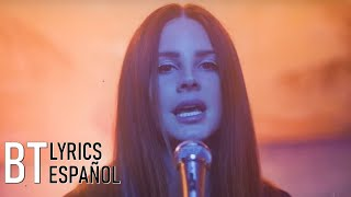 Lana Del Rey - Fuck It I Love You & The Greatest (Lyrics + Español) Video Official
