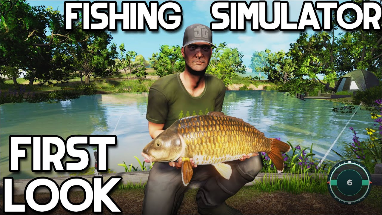 Dovetail games fishing first look early access youtube for Fishing fishing games