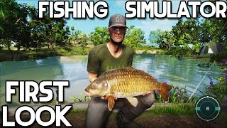 Dovetail Games Fishing - First Look (Early Access).