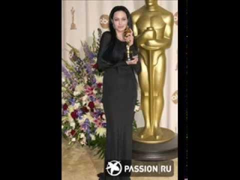 Анджелины Джоли Сенсационные фото до е мировой известности