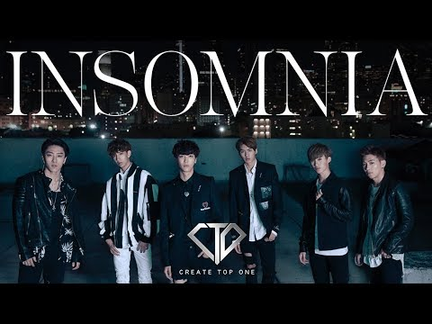 C.T.O - 2nd single《Insomnia》Official MV