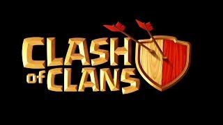 ( CLASH OF CLANS ) upando uma vila ruim !