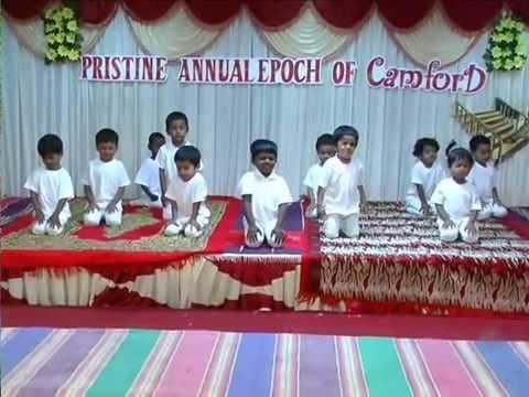 Yoga for kids - Camford International Playschool