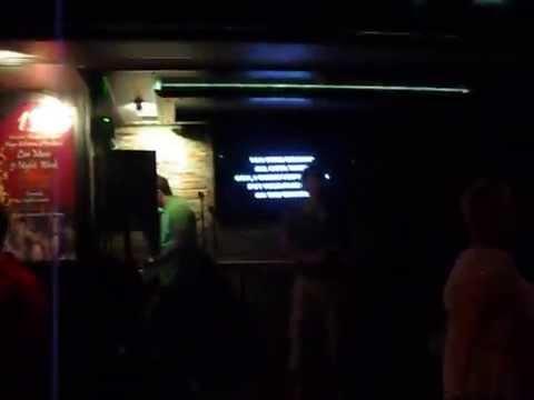 Karaoke - Mustang Sally (Wilson Pickett), Algarve Portugal