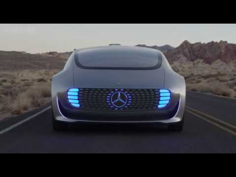 Amazing self drive Car....The highest Technology