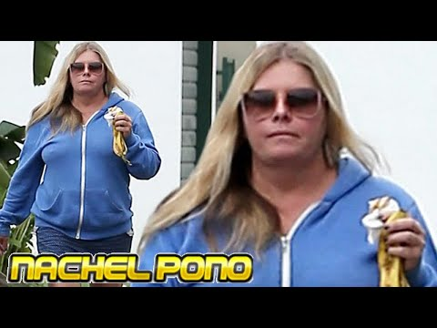 Nicole Eggert seen out after D.A. drops sex case against Scott Baio