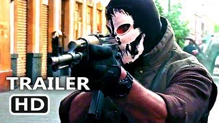 SICARIO 2 Official Trailer (2018) Benicio Del Toro SOLDADO Movie HD