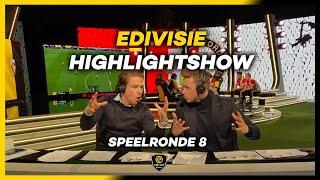HIGHLIGHTSHOW | SPEELRONDE 8 | eDivisie 2019-2020 FIFA20