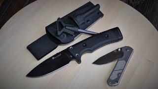 Dostałem tajemniczą paczkę wypełnioną nożami! :D