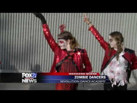 Revolution Dance Academy - Michael Jackson Mashup