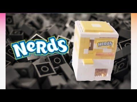LEGO NeRds Machine