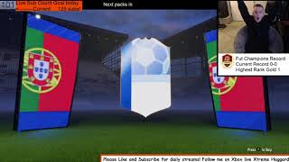 FIFA 18 XB OMG WE PACK 95 TOTGS RONALDO AND SO MANY MORE RIDICULOUS PLAYERS! BEST PACKS OF THE WEEK!