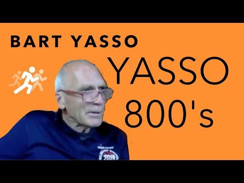 Bart Yasso Talks Yasso 800's