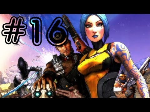 Borderlands 2 Co-op Gameplay Walkthrough Part 16- COME AND EAT MY TASTY CAKE!!!