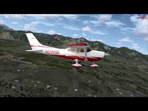 Cessna CT182T Skylane Turbo with G1000 PFD/MFDs.  FSX and ORBX Scenery.
