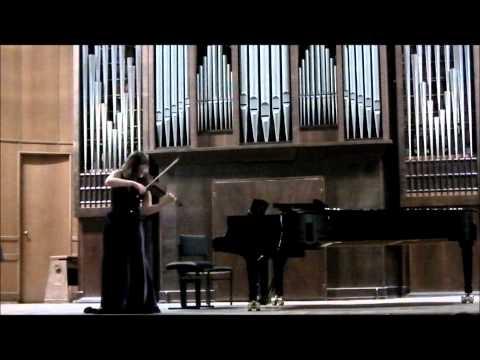 Иоганн Себастьян Бах - Соната для скрипки соло №3 до мажор