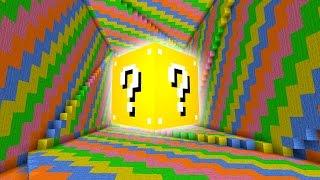 "Minecraft Modded Lucky Block ""THE DROPPER CHALLENGE!"" w/ Preston, Vikkstar, and Woofless!"