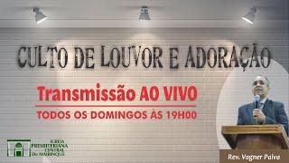 Culto de Louvor e Adoração Rev. Vagner Ferreira (Mateus 7:21-24-29 / Lucas 6:46-49) - 26/04/2020