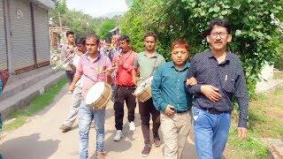 Pahari Band Baje Function (जातर)    Himachali Culture    H.P. Mandi
