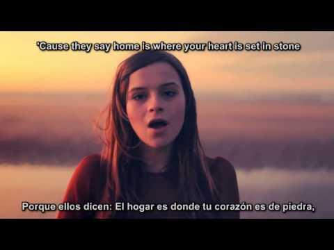 Gabrielle Aplin ~ Home (Subtitulos en Español e Ingles)
