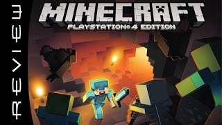 Minecraft: PlayStation 4 Edition Review