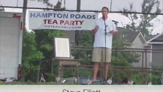 Steve Elliott - Hampton Roads Tea Party