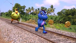Subway Surfers In Real Life - 2