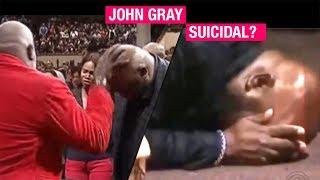 Pastor John Gray S*uicidal TD Jakes Lays Hands | Guilty about Cheating on Wife? | @TonyaTko Response