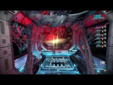 JV SOTD @ DrRayGun's Live PS4 Broadcast WARFRAME