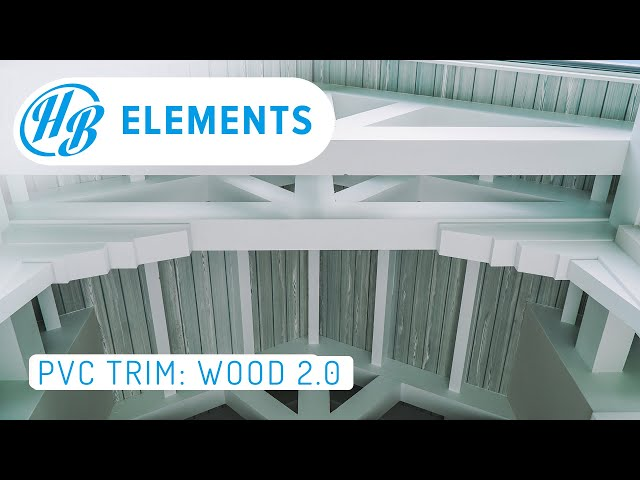 PVC Trim: Wood 2.0 - The Future of Building Materials.