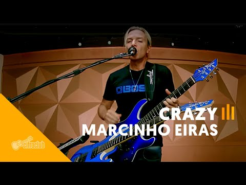 MARCINHO EIRAS | Crazy - Seal (Loop Station)