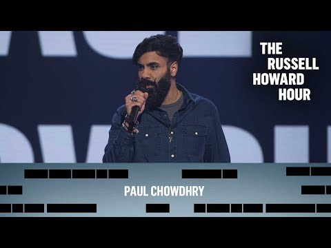 Paul Chowdhry – Pretty extreme