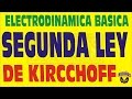 SEGUNDA LEY DE KIRCCHOFF-ELECTRODINAMICA