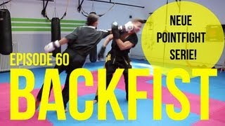 Kickbox Training #60 - Backfist / Pointfight / Kickboxen / Boxen lernen / Köln / Bonn / Fitness