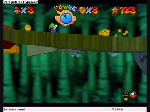 Mario Bloopers: What if Luigi