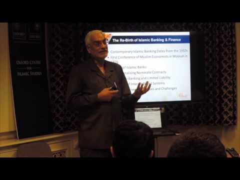 OCIS and Fajr Capital Seminars - Iqbal Asaria, Adjunct Professor, INCEIF