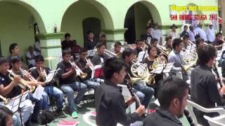 5ta Sinfonia y Mambo No 5, Banda de Música Cielo Oaxaqueño.