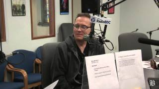 Billy West's voice brings many cartoon characters to life