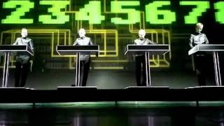 kraftwerk numbers   3D(New ! 13th Oct 2011 Munich . New mix and New 3D installation video of numbers. Front Row View. All videos from the show will be here soon . Enjoy., 2011-10-15T01:53:26.000Z)