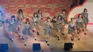 君のことが好きやけん 前のめり NO WAY MAN(AKB48 Team8 全国ツアー 福岡公演 福岡サンパレス 20190105 昼公演)