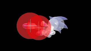 Sonic's Nice Back-Air ~ Super Smash Bros. Ultimate