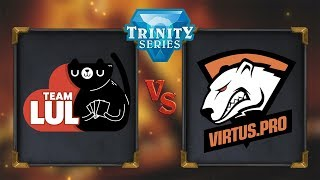Hearthstone - Trinity Series Semifinals - Team LUL vs Virtus.pro