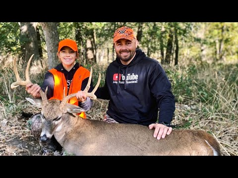 EmmaLee's 2020 Deer Hunt! {Catch, Clean, And Cook}