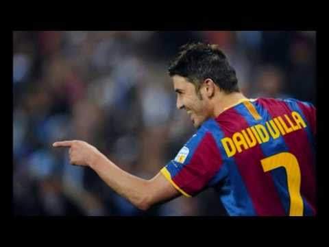 David Villa - My heart will go on
