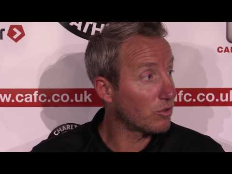 Lee Bowyer on his Charlton beginnings, coaching and his Millwall goal