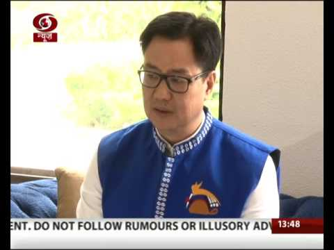 Rijiju : Dalai Lama's visit strictly religious not political