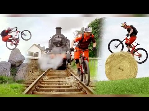 Can you pull off these incredible bike stunts?