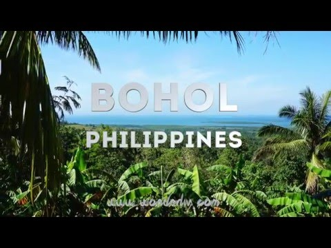 Bohol Philippines - Things to do & Tourist Spots