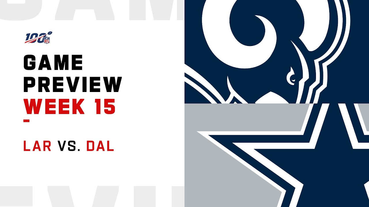 LA Rams news, 12/14: Rams-Cowboys predictions and previews for ...
